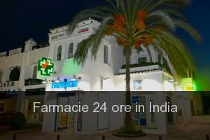 Farmacie 24 ore in India