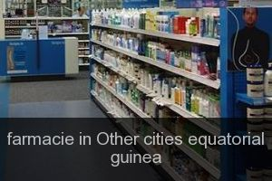 Farmacie in Other cities equatorial guinea