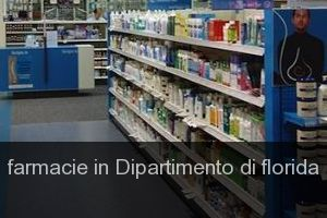 Farmacie in Dipartimento di florida