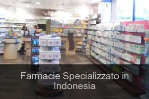 Farmacie Specializzato in Indonesia